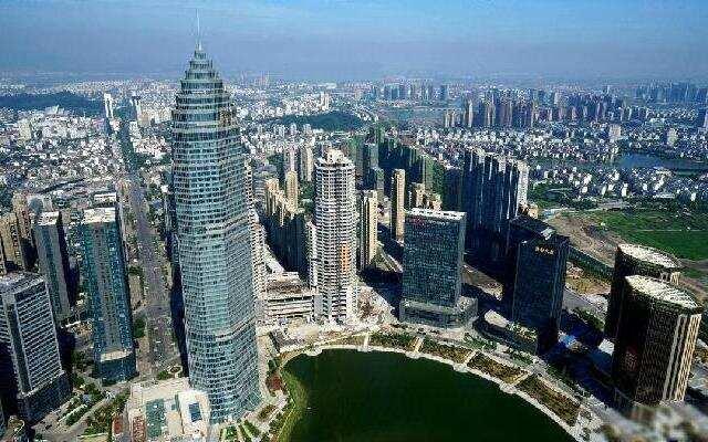 浙北第一高楼