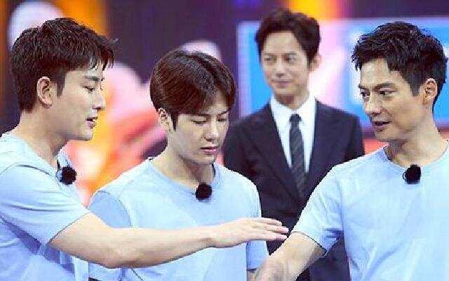 《来吧冠军2》王嘉尔小宇宙爆发 力战仲满毫不手软