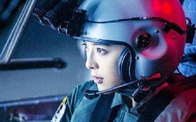 李晨首导电影《空天猎》