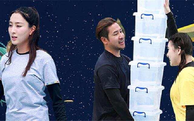 《挑战者联盟》第6期:马苏谢依霖素颜送快递 范冰冰联手设计师做最潮工装