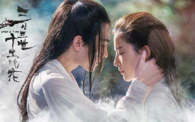 """《三生三世十里桃花》刘亦菲杨洋献唱""""有情人""""版同名主题曲MV"""