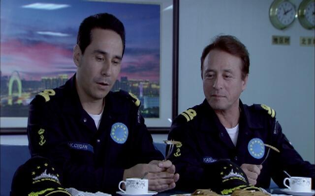 舰在亚丁湾 第9集