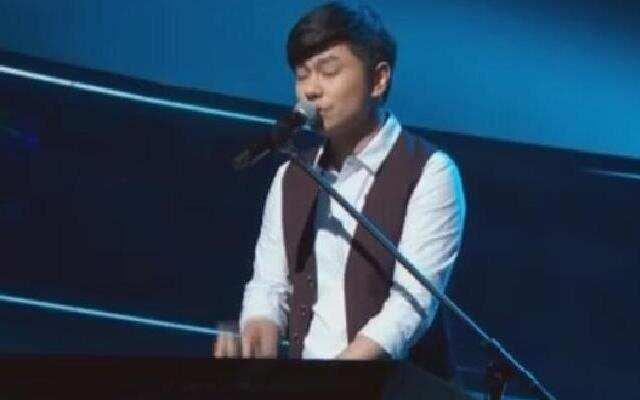 第二季《中国新歌声》;张禄籴《只如初见》 浙江卫视中国新歌声第二季