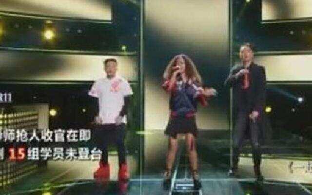 第二季《中国新歌声》:金甲组合《九妹儿》 浙江卫视中国新歌声第二季