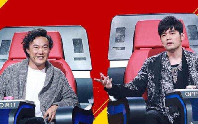 """《中国新歌声2》第5期:周杰伦选人专""""克""""那英 Eason那英争抢复古女声"""