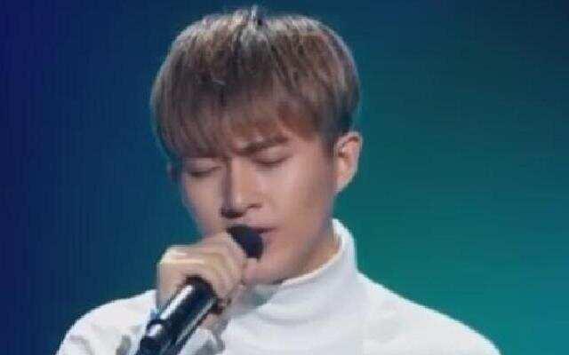 第二季《中国新歌声》:陈王杰《我的爱》 浙江卫视中国新歌声第二季