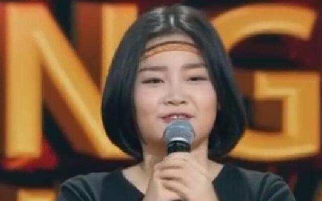 第二季《中国新歌声》:黄韵琴《You Oughta Know》 浙江卫视《中国新歌声》陈奕迅组