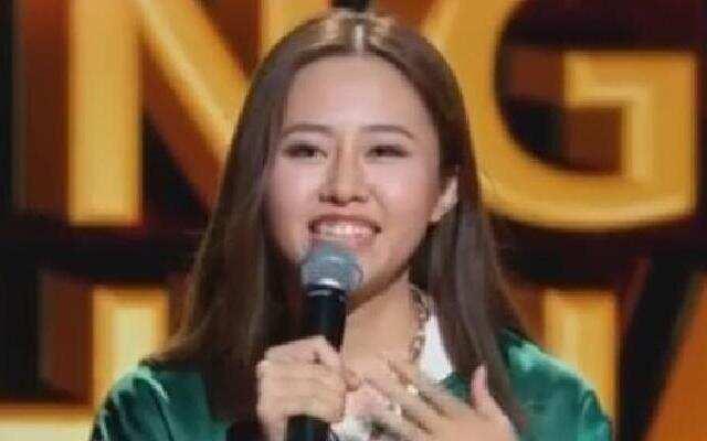 第二季《中国新歌声》:毛雨张《你敢我就敢》 浙江卫视《中国新歌声》那英组