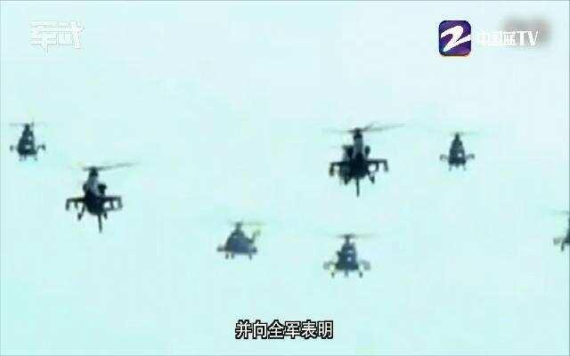 《军武mini》48期 中国霹雳火 武直-10