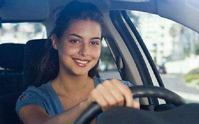 女司机的日常 前方高能爆笑上路