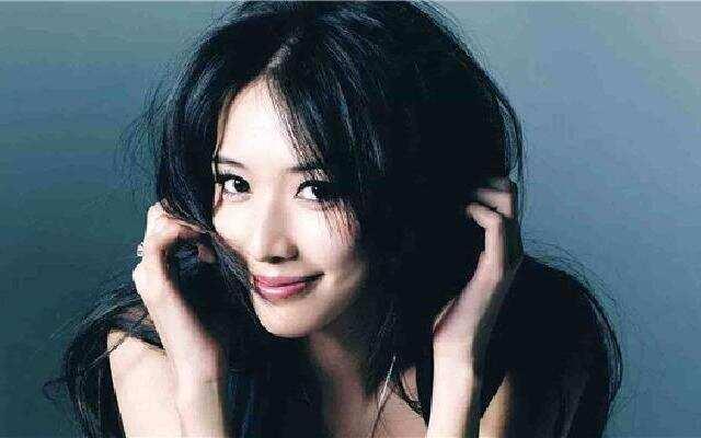 蓝朋友报到:林志玲15年前旧照曝光 样貌零改变!