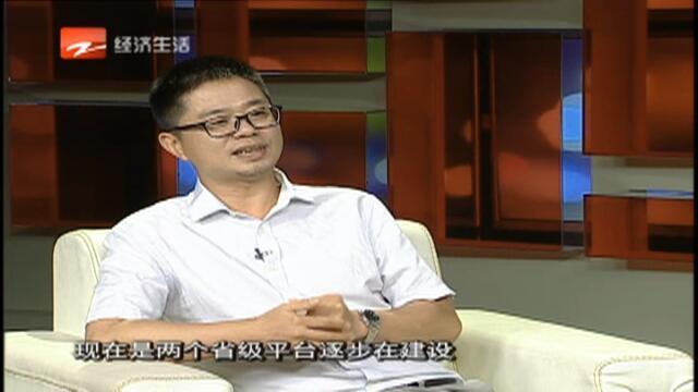 20170819《风云浙商面对面》:专访杭州联众医疗董事长  柴雪挺