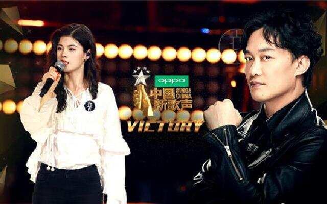 第二季《中国新歌声》肖凯晔《至少还有你》VS毛雨张《烟火里的尘埃》