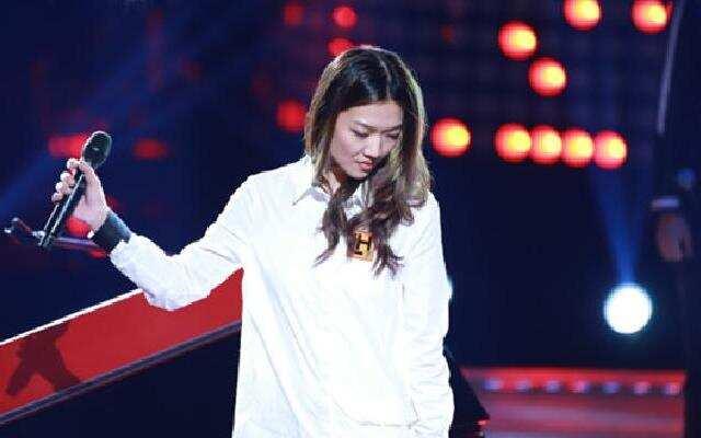 第二季《中国新歌声》:韩帅VS子子 浙江卫视《中国新歌声》第二季