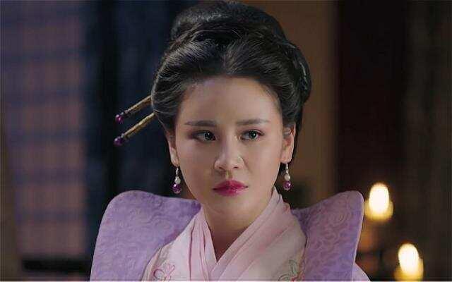 敏夫人挑拨丽姬嬴政关系