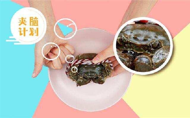 三招挑出新鲜大闸蟹