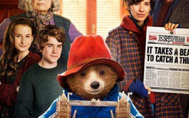 《帕丁顿熊2》萌炸!萌熊回归陷入危机