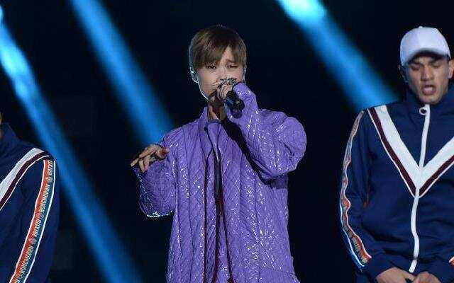 《浙江卫视领跑2018演唱会》李宇春《流行》《口音》
