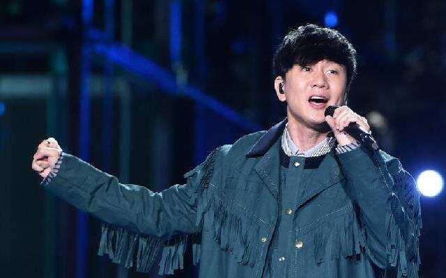 《浙江卫视领跑2018演唱会》林俊杰《伟大的渺小》《丹宁执着》