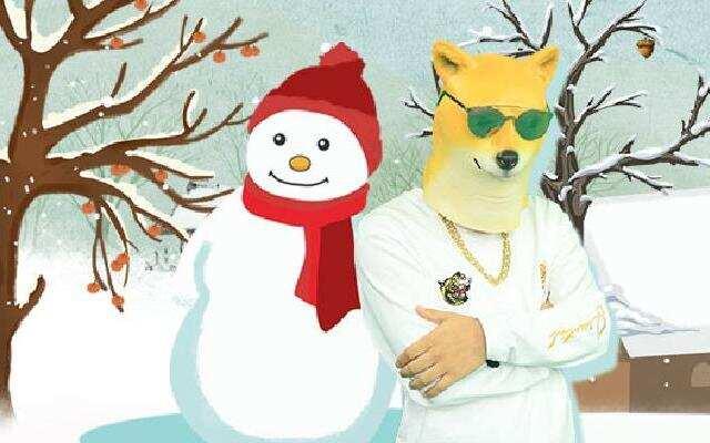 香蕉台:玩雪玩得那么开心的一定是南方人!