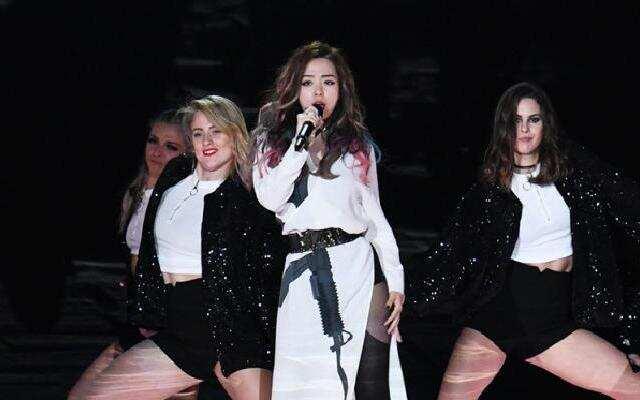 《浙江卫视领跑2018演唱会》张靓颖 NE-YO《Angels and Harmony》
