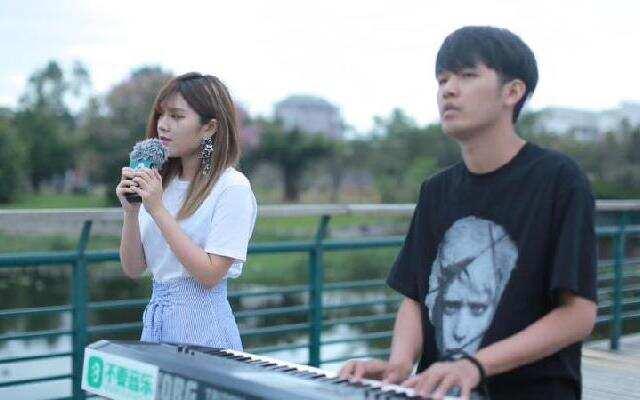 【不要音乐】江夏学院张珊珊翻唱林俊杰《只对你说》