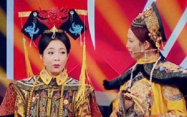 《王牌对王牌3》蔡少芬自诩皇后中的皇后  戴春荣邓婕纷纷不服