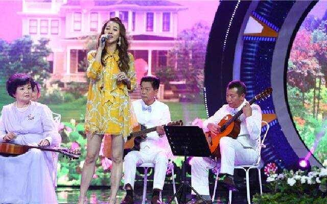 《中国梦想秀10》第11期:李茂弦子助阵金婚夫妇 波兰女孩汇民族语言歌唱中国