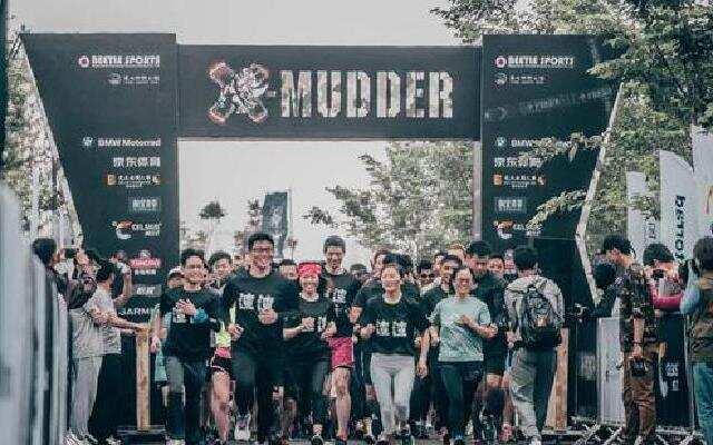 蓝朋友报到:2018 X-Mudder泥泞障碍赛首战上海 升级体验还原经典