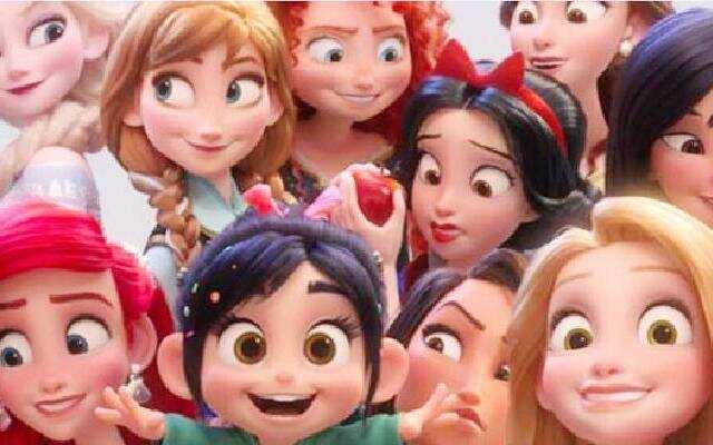 """14位迪士尼公主""""毒舌""""登场"""
