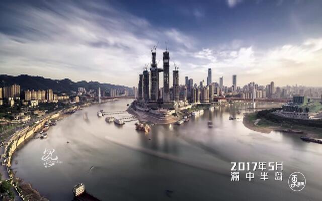 【二更】更重庆-他把黎明和黄昏都献给了重庆,一个风光摄影师的自白