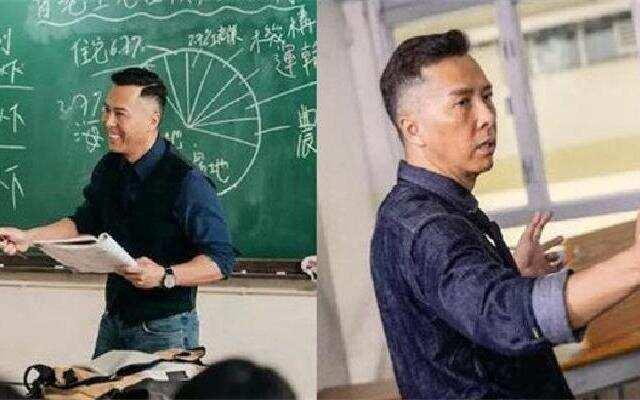"""甄子丹诠释""""麻辣鲜师"""""""