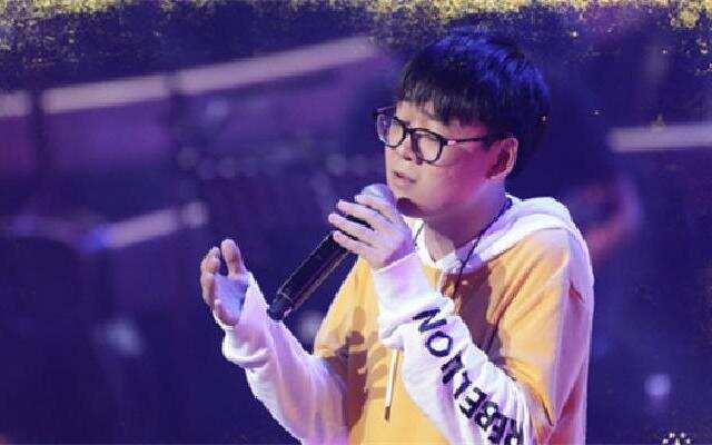 《中国好声音3》:陈冠宇《let you go》 浙江卫视好声音第三季