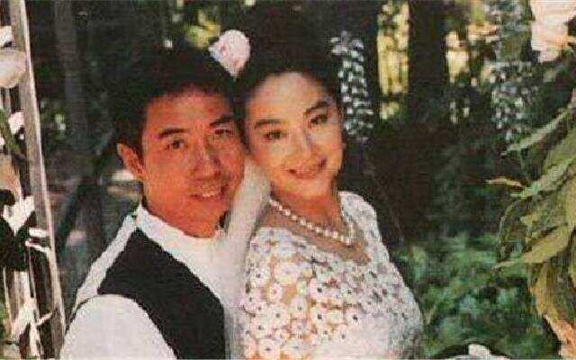 63岁林青霞被曝离婚