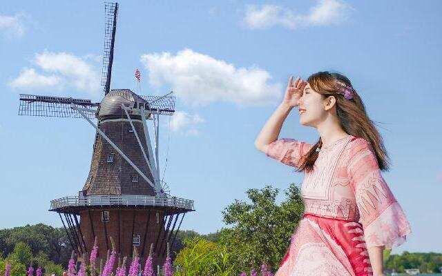 【HI走啦】国庆去哪浪?美国这个异域小镇,让你1秒穿越到荷兰!