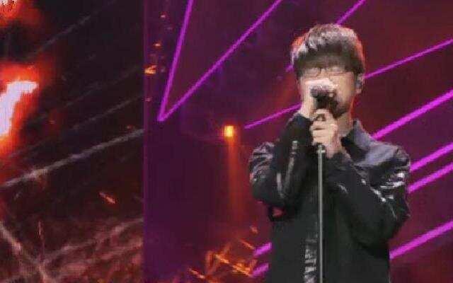 2018中国好声音:黎真吾《玫瑰 火》 浙江卫视2018中国好声音