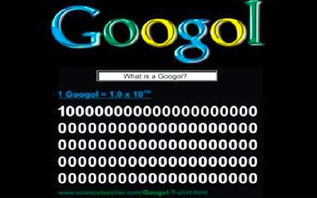 【学霸小万】一分钟分享汇—谷歌公司名字google来源于拼写错误?谷歌的真实名字竟是计数单位