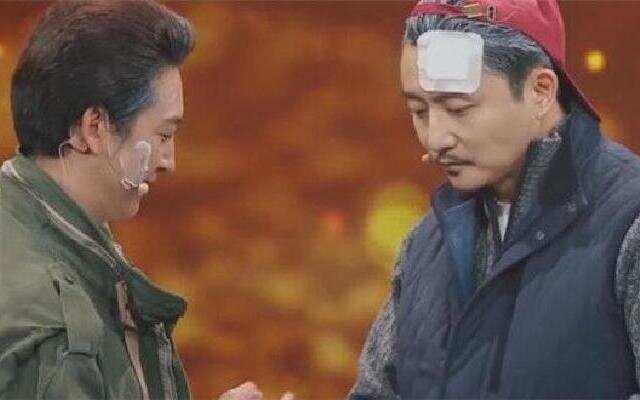 我就是演员:涂松岩王阳即兴表演 兄弟情深让人泪目