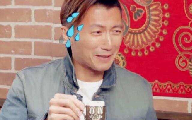 《锋味》:谢霆锋喝土耳其咖啡出糗 浙江卫视锋味