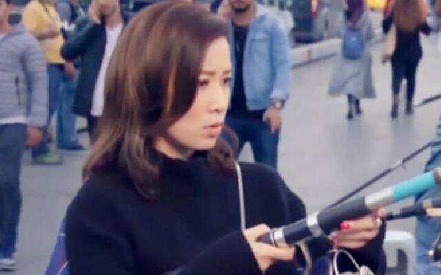 《锋味》:佘诗曼竟然这样钓到了鱼? 浙江卫视锋味