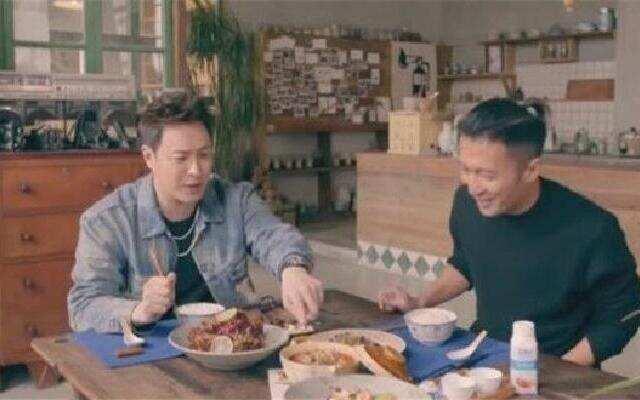 《锋味》: 潘玮柏对谢大厨赞不绝口 浙江卫视锋味