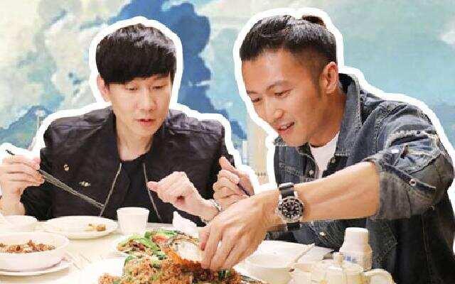 《锋味》第10期:谢霆锋林俊杰逛吃香港 将音乐与美食完美结合