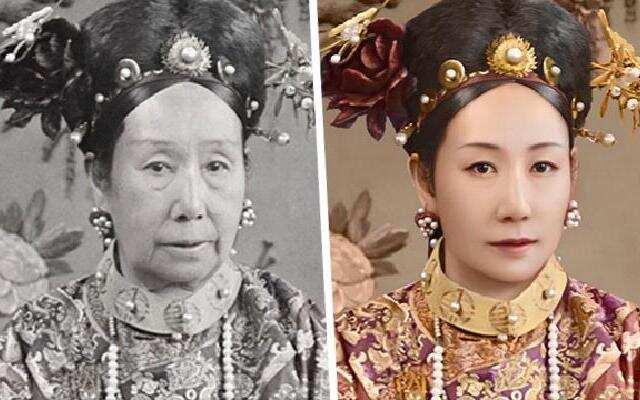 【中国照相馆】清末第一大红人慈禧,不仅ps照片,还爱玩cosplay?