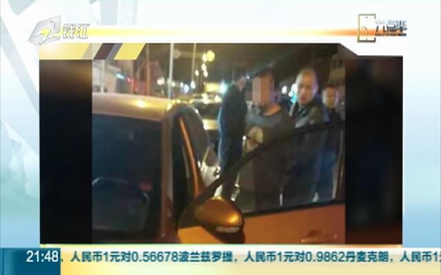 """北京:男子欲抢出租车  先后换4辆车都被的哥聊""""服了"""""""