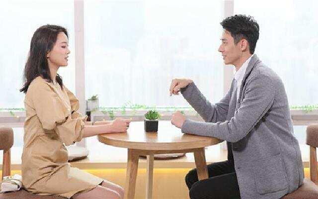 《遇见你真好》:陈溥江熊珍珍尴尬约会 男生努力表达心意遭拒绝