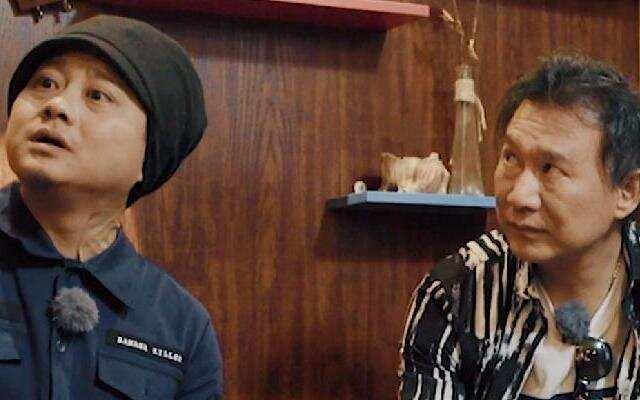 《现场人生 Life·Live》马条和黄勇参观大学校园 意外和导演组发生争执