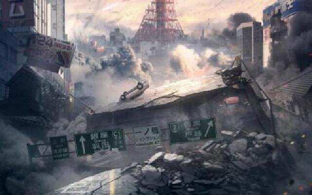 《上海堡垒》鹿晗舒淇与捕食者热血开战