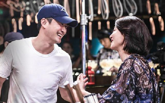 《熟悉的味道4》第6期:吴京惊喜探班 与惠英红谈演员的自我修养