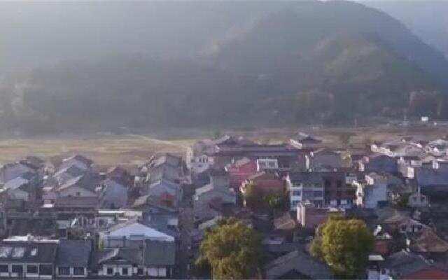 《中国村落》:笔墨纸砚的形作村落设计的魂 表达了苍坡村的理想追求