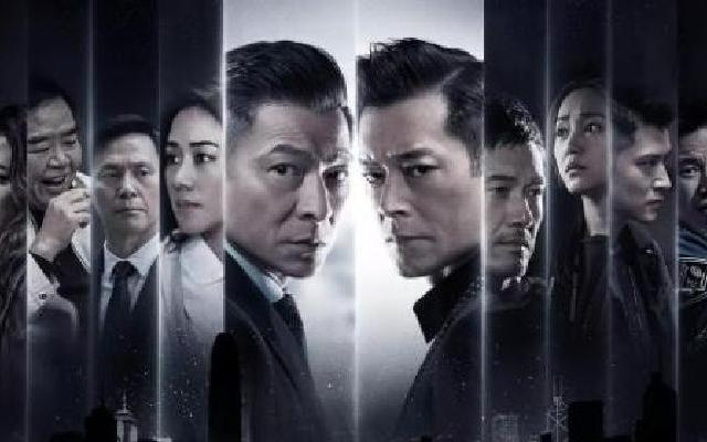 """《扫毒2》刘德华古天乐上演""""跨时空对决"""""""